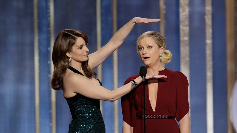 YESSS: Amy Poehler and Tina Fey Are Making a Movie Together