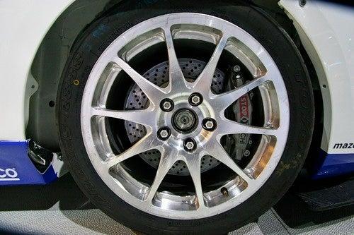 Gallery: Mazda 3 World Challenge L.A. Auto Show
