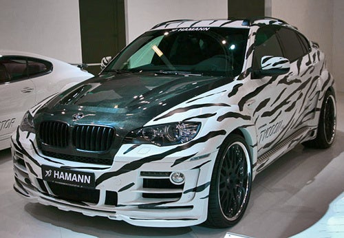 Hamann BMW X6 Tycoon EVO: Tuning In The Bad Taste