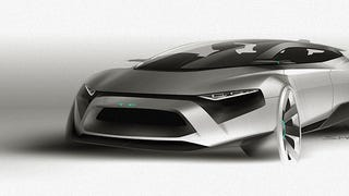 Dreamcar 2020: Turning 10 Design Trends into the Car of The Future