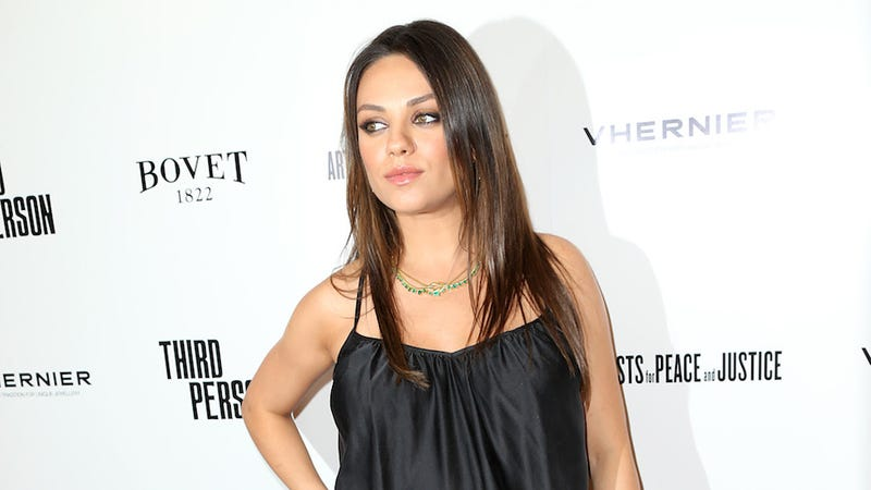 Hapless Journalist Can't Grasp How to Interview 'Brusque' Mila Kunis