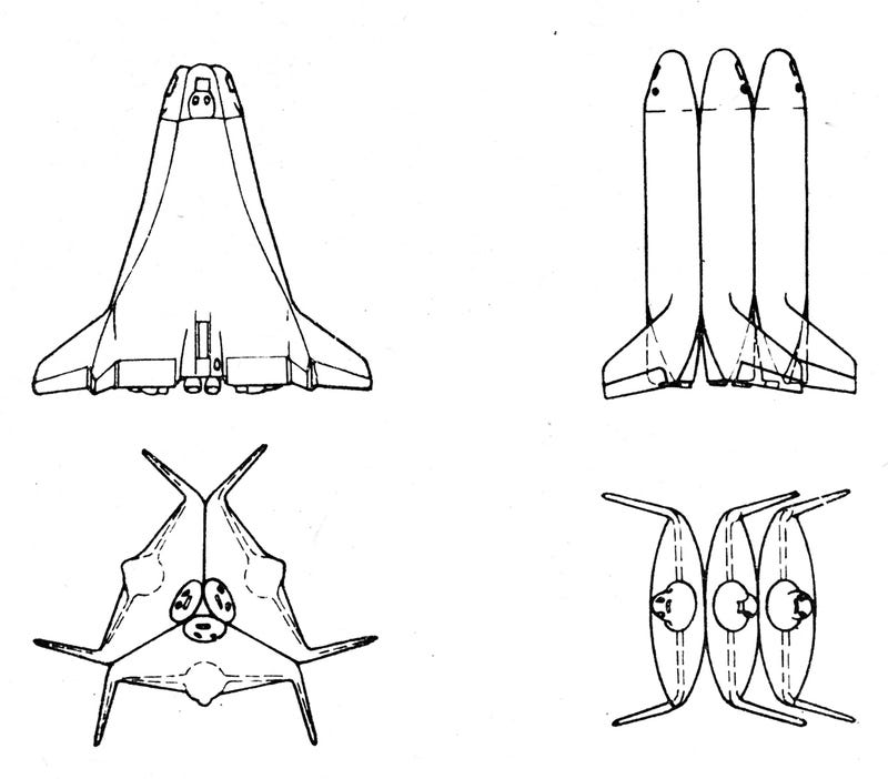 This Was The British Space Shuttle Concept