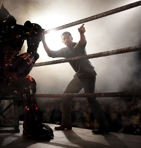 Real Steel is the robot rumble you've been waiting for