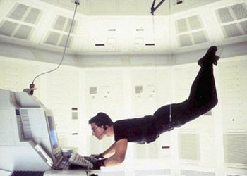 Mission Impossible IV Is Go