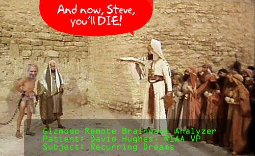 "RIAA VP Calls Steve Jobs ""Hypocrite,"" Tries to Punch Him at Recess"