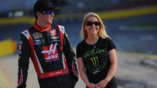 Kurt Busch Claims He Was Naked When His Ex-Girlfriend Barged Into His RV