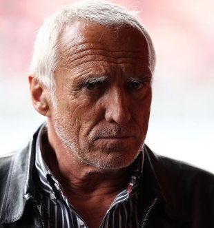 Grumpy Owner of Red Bull Says They Might Quit F1