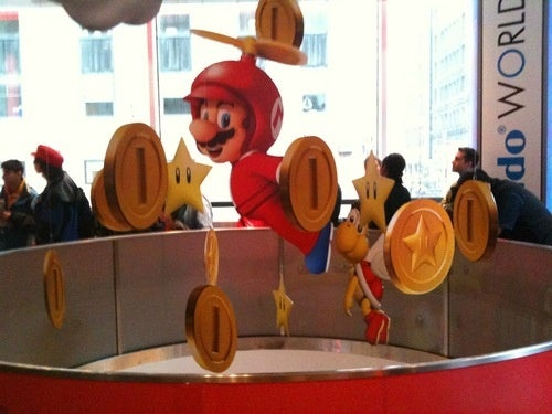 To-Do In New York: Mario Party 25 At The Nintendo Store