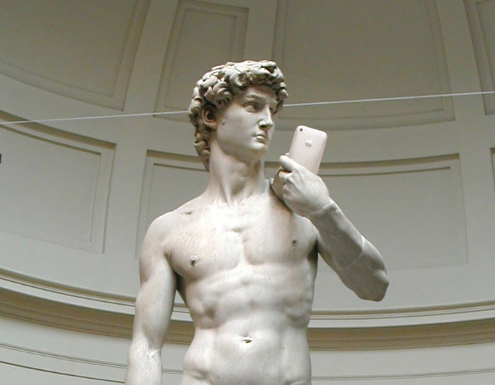 85 Famous Works of Art 'Improved' via Modern Technology