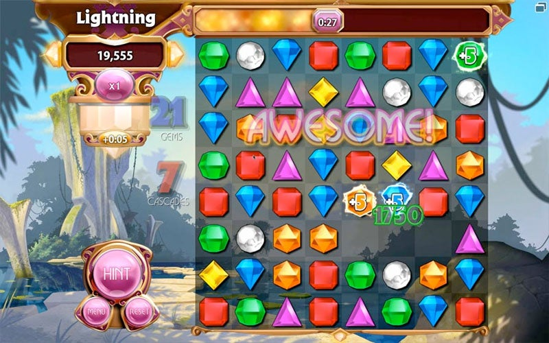 PopCap's Viciously Addictive Bejeweled 3 Coming To Everything, Part I