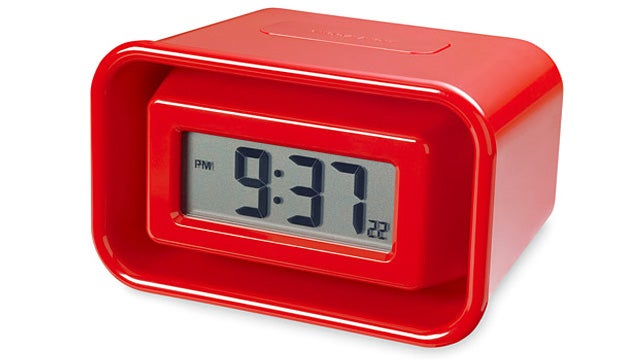 You're Probably Not Going To Sleep Through a Megaphone Alarm Clock