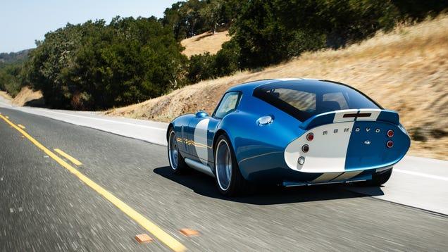 El coche eléctrico retro-futurista que nos gustaría conducir 863428579278106797