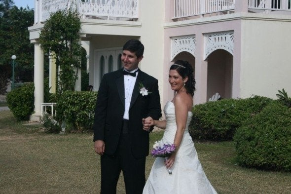 Photos from Randi Zuckerberg's wedding