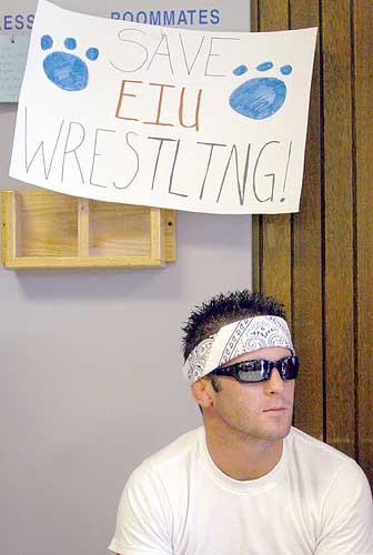 Yes, EIU Wrestlers, We Understand Your Point