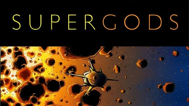 Grant Morrison's book about superheroes never quite gets off the ground