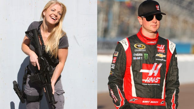 Testimony: Kurt Busch Ex Terrible At Keeping Assassin Gig On The Downlow