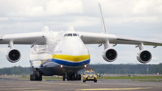 The Ten Largest Aircraft Ever Built