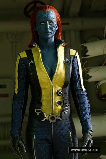 New X-Men: First Class Mystique photo