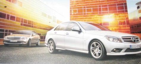 C-Leaky: Mercedes W204 C-Class Brochure