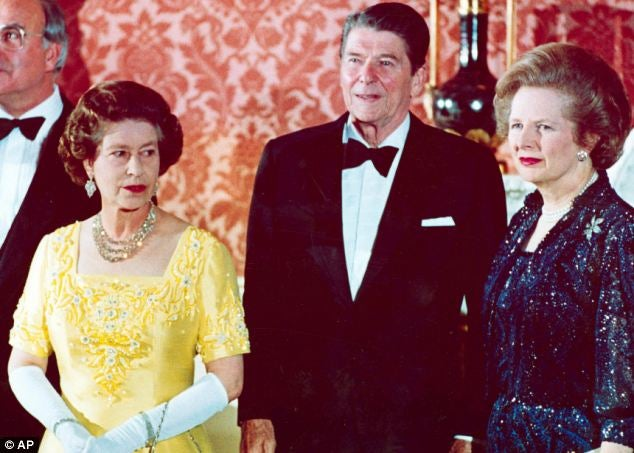 Newly declassified docs reveal Queen's secret 1983 nuclear war speech