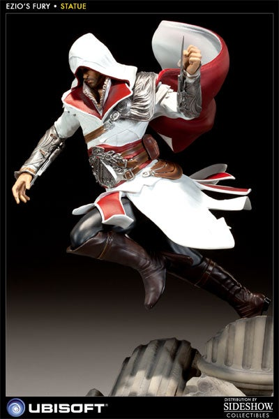 This Ezio Statue Could be Yours for Just...$375