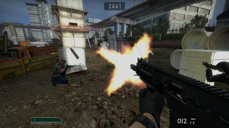 Counter-Strike Co-Creator's New FPS Arrives on Steam Next Month