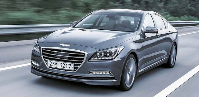 Hyundai Is Working on a Car That Slows Down When It Sees Speed Cameras