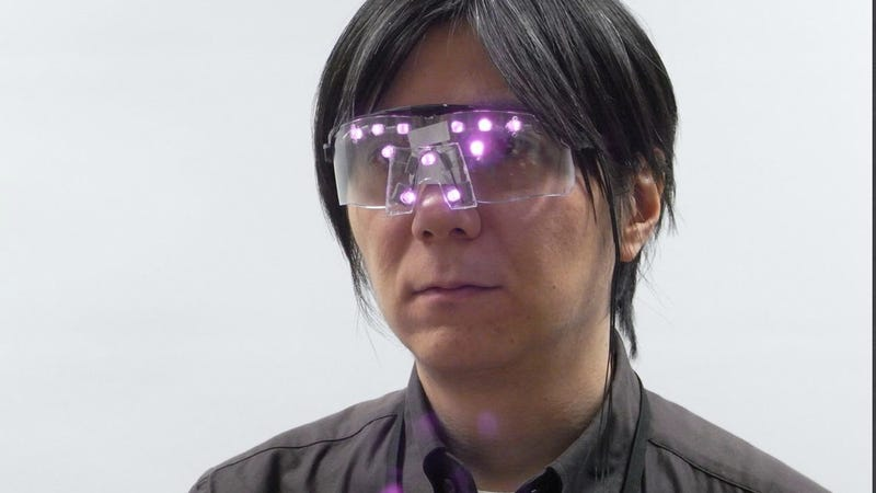 Worried About Your Face Ending Up Online? These Glasses Could Help.