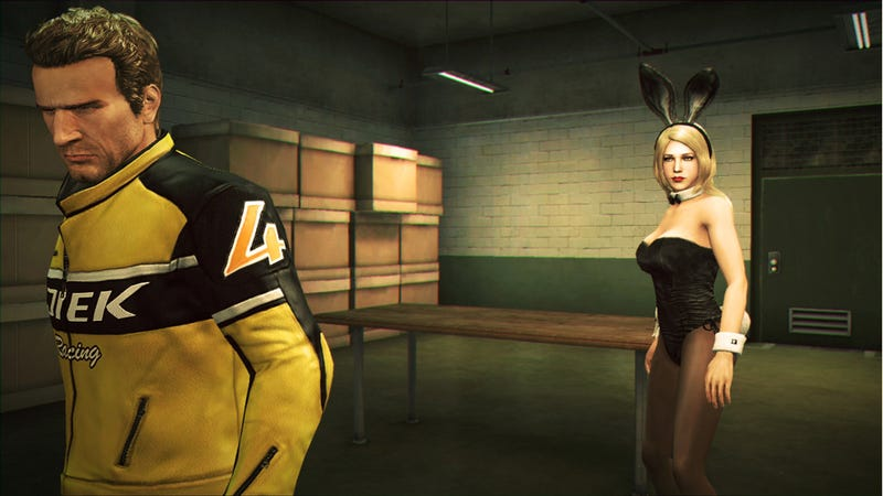 Playboy Adds More Rising To Dead Rising 2