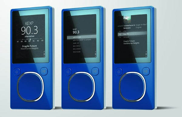 Official: New Zune Lineup Packs More Storage, Wi-Fi Downloads