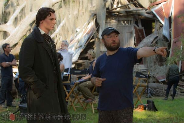 Abraham Lincoln Vampire Hunter Set Picture