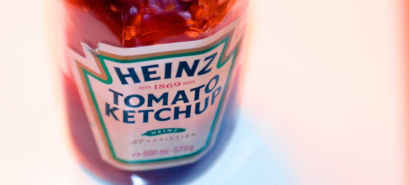 Ford Wants to Make Car Parts Out of Leftover Ketchup