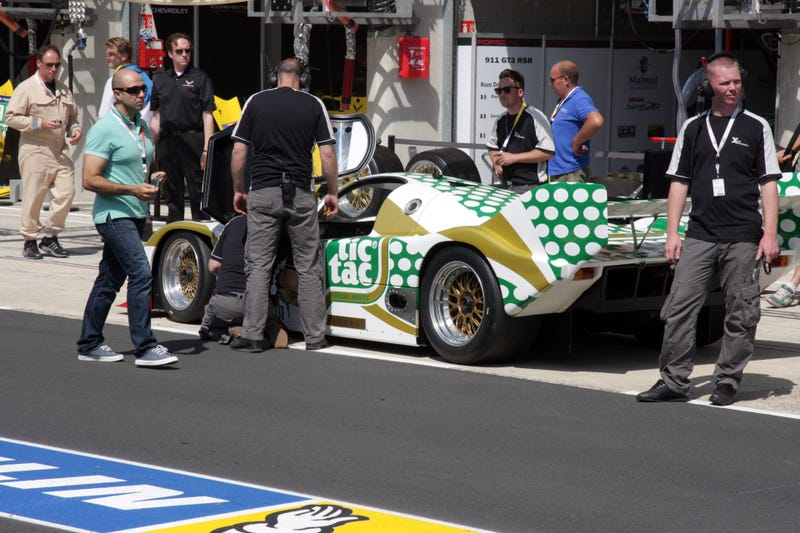 Group C Cars Up Close At Le Mans Will Make You Long For Days Past