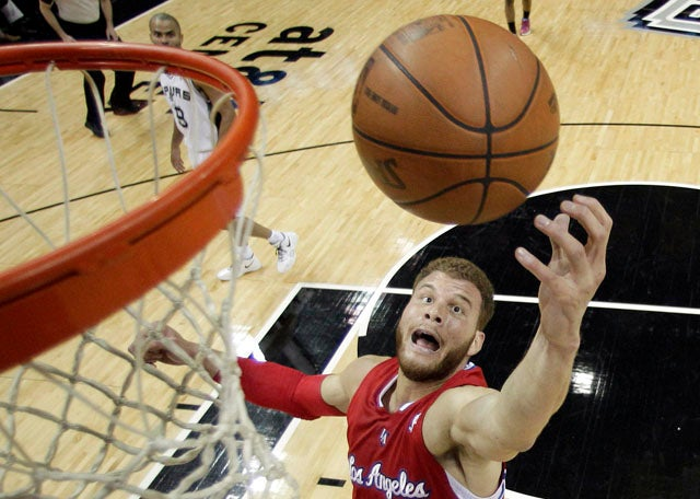 Blake Griffin Tears Knee Cartilage, Will Not Play In The Olympics