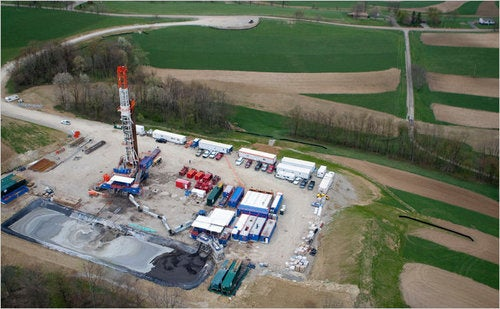 A Fracking Problem: Is Hydraulic Fracturing for Natural Gas Ruining Water Supplies?