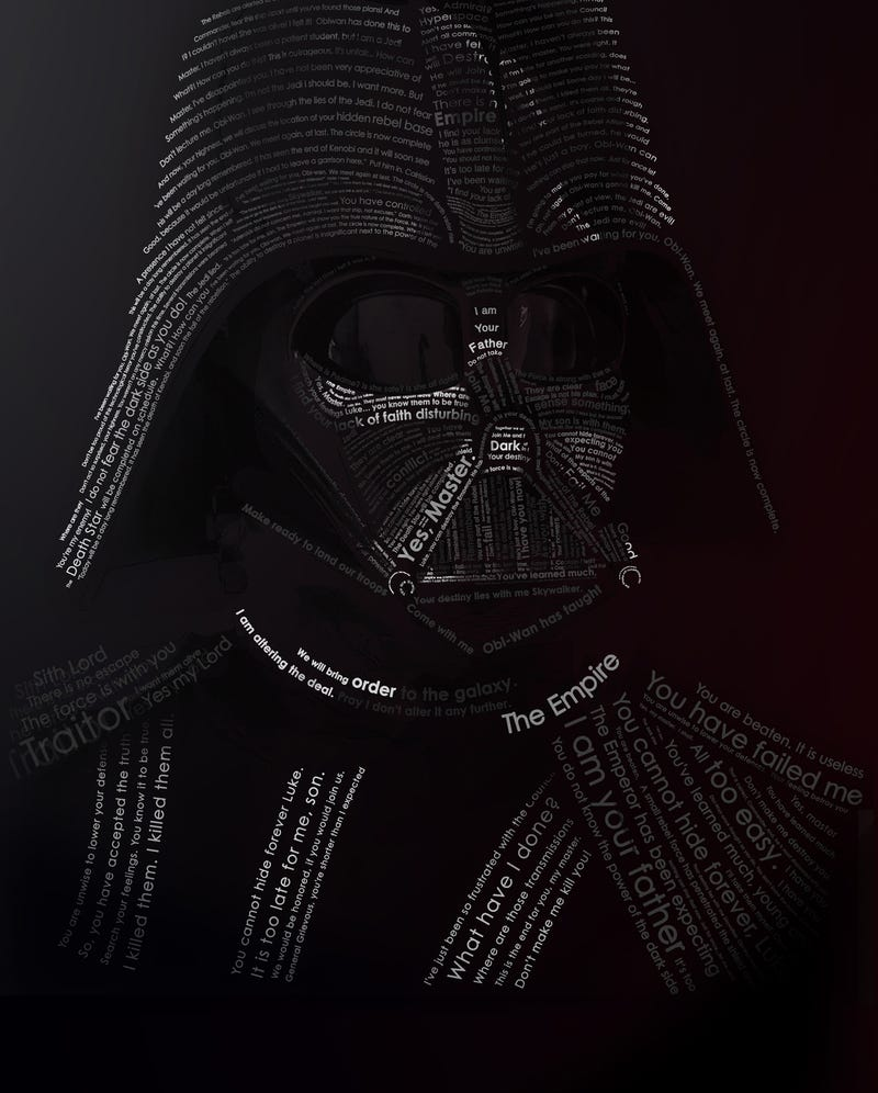 The Dark Side of Typography