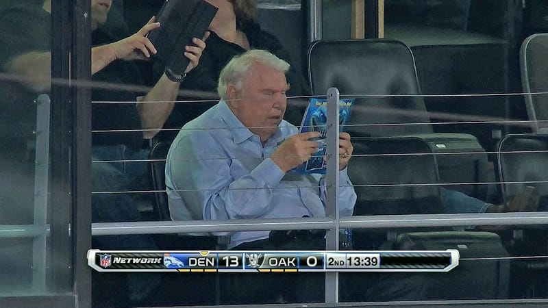 Madden 13 Is So Complex, Even John Madden Reads The Strategy Guide