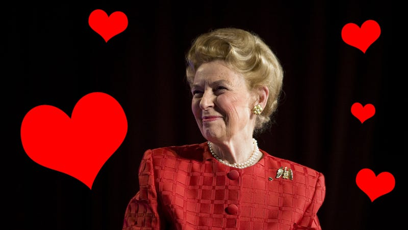 Feminists May Not Always Be Ugly, But They Make Terrible Girlfriends, Says Phyllis Schlafly's Crazy Ass