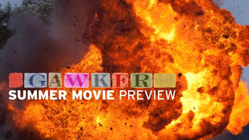 The Dark Knight Rises and Channing Tatum Strips: Gawker's Guide to Summer Movies