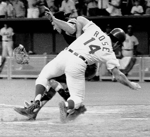 Why Pete Rose Didn't Ruin Ray Fosse's Career