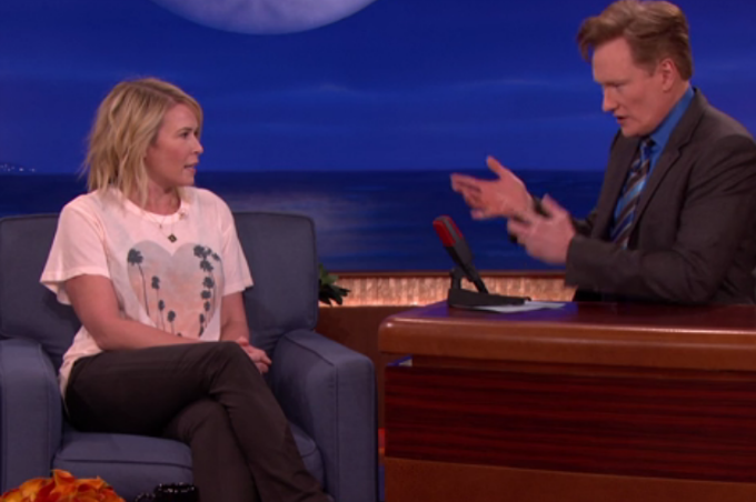 Chelsea Handler Says Everything Printed About Her is A Lie