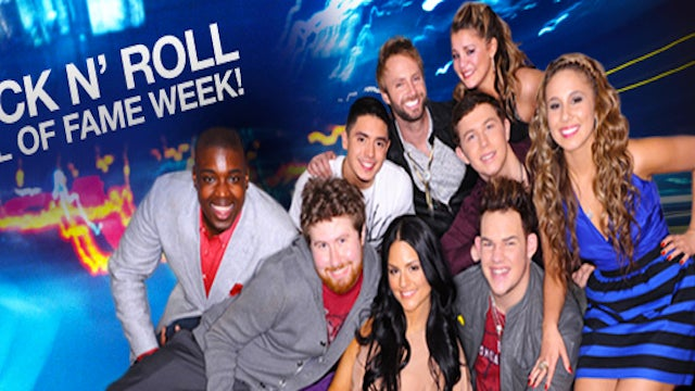 Live: American Idol's Top 9 Perform