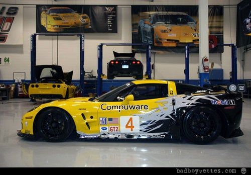 2010 Corvette C6.R Livery: First Look