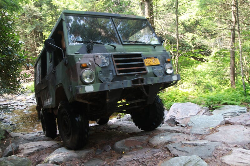 The Squarest Volvo Ever Is Also Totally Badass: Off-Roading The C303
