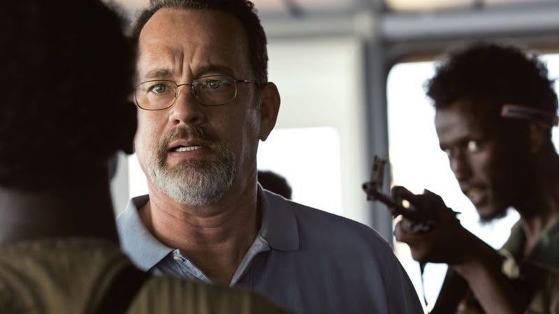 Contained Space: Captain Phillips, Reviewed.