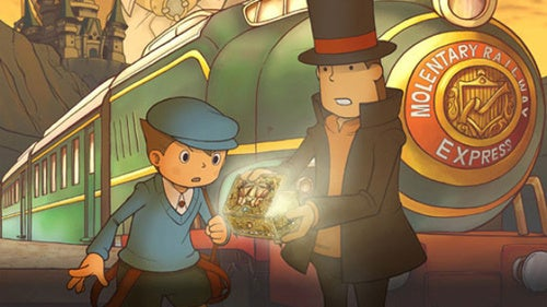 No Plans for Layton on Wii