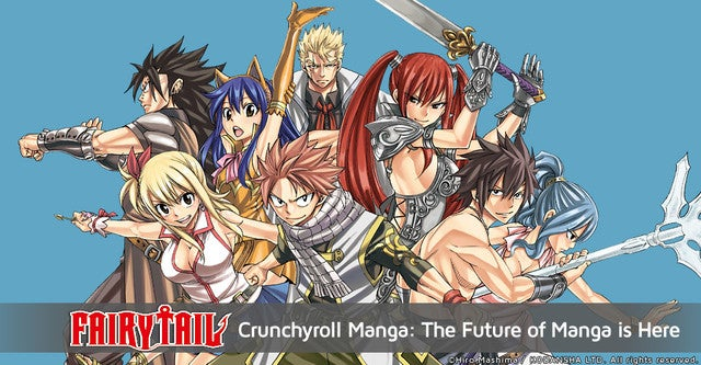 Good News For All You Manga Fans Out There!
