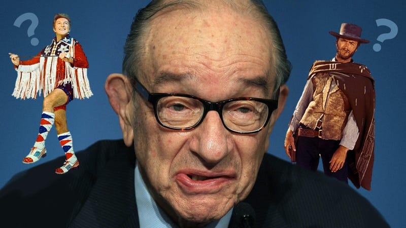 Gay or Not Gay?: Alan Greenspan