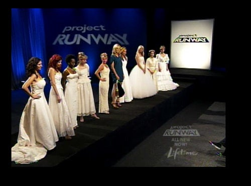 Project Runway: Divorcée Dilemmas & Disasters