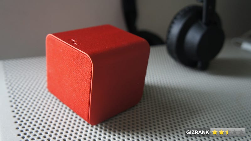 NuForce Cube Speaker: Jack of Many Trades, Master of None
